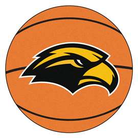 University of Southern Mississippi Basketball Mat Ball Mats