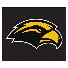 University of Southern Mississippi Tailgater Mat Rectangular Mats