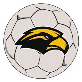 University of Southern Mississippi Soccer Ball Ball Mats