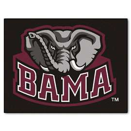 University of Alabama All-Star Mat Rectangular Mats