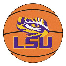 Louisiana State University Basketball Mat Ball Mats