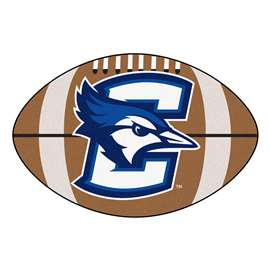 Creighton University  Football Mat Mat Rug Carpet