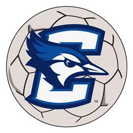 Creighton University  Soccer Ball Mat, Rug , Carpet