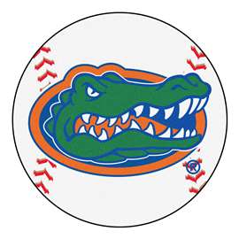 University of Florida  Baseball Mat Rug Carpet Mats