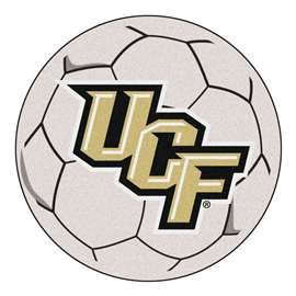 University of Central Florida  Soccer Ball Mat, Rug , Carpet