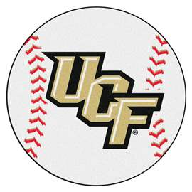 University of Central Florida Baseball Mat Ball Mats