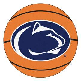 Penn State Basketball Mat Ball Mats
