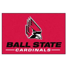 Ball State University Starter Mat Rectangular Mats