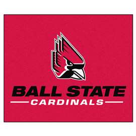 Ball State University Tailgater Mat Rectangular Mats