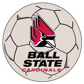 Ball State University Soccer Ball Ball Mats