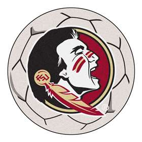 Florida State University  Soccer Ball Mat, Rug , Carpet