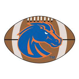 Boise State University  Football Mat Mat Rug Carpet