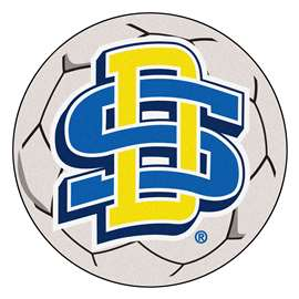 South Dakota State University Soccer Ball Ball Mats