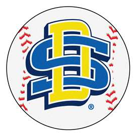South Dakota State University Baseball Mat Ball Mats