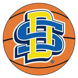 South Dakota State University Basketball Mat Ball Mats