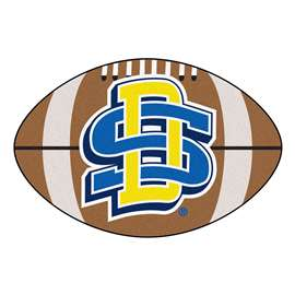 South Dakota State University Football Mat Ball Mats