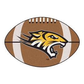 Towson University  Football Mat Mat Rug Carpet