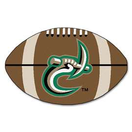 University of North Carolina - Charlotte Football Mat Ball Mats