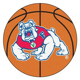Fresno State Basketball Mat Ball Mats