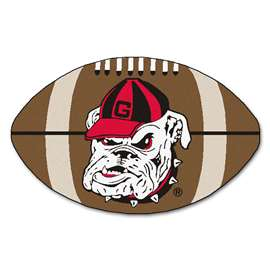 University of Georgia Football Mat Ball Mats