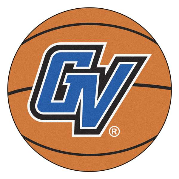 Grand Valley State University Basketball Mat Ball Mats