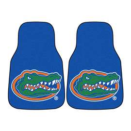 University of Florida  2-pc Carpet Car Mat Set