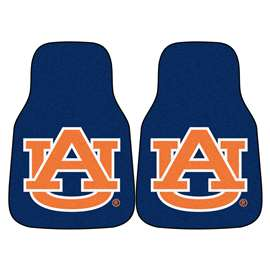 Auburn University  2-pc Carpet Car Mat Set