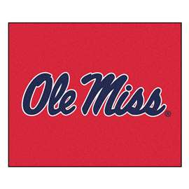 University of Mississippi (Ole Miss)  Tailgater Mat Rug, Carpet, Mats