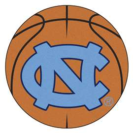 University of North Carolina - Chapel Hill Basketball Mat Ball Mats
