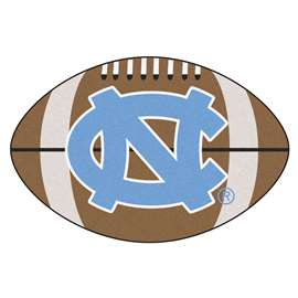 University of North Carolina - Chapel Hill Football Mat Ball Mats