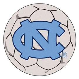 University of North Carolina - Chapel Hill  Soccer Ball Mat, Rug , Carpet