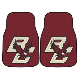 Boston College 2-pc Carpet Car Mat Set Front Car Mats