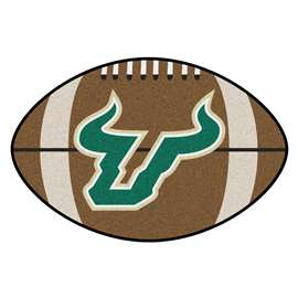 University of South Florida Football Mat Ball Mats