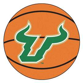 University of South Florida Basketball Mat Ball Mats