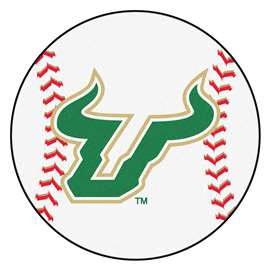 University of South Florida  Baseball Mat Rug Carpet Mats