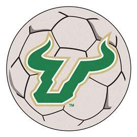University of South Florida  Soccer Ball Mat, Rug , Carpet