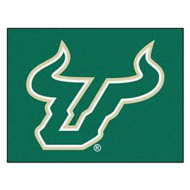 University of South Florida  All Star Mat Rug Carpet Mats