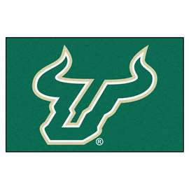 University of South Florida Starter Mat Rectangular Mats