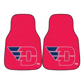 University of Dayton  2-pc Carpet Car Mat Set
