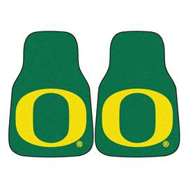 University of Oregon  2-pc Carpet Car Mat Set