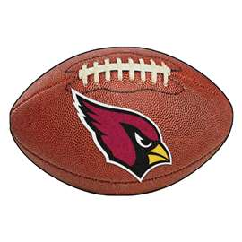NFL - Arizona Cardinals Football Mat Ball Mats