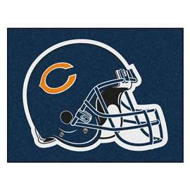 NFL - Chicago Bears All-Star Mat Rectangular Mats