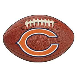 NFL - Chicago Bears Football Mat Ball Mats