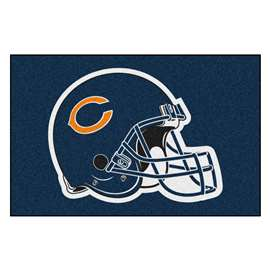 NFL - Chicago Bears Starter Mat Rectangular Mats