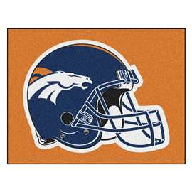 NFL - Denver Broncos All-Star Mat Rectangular Mats