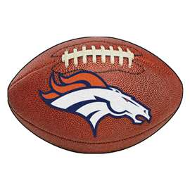 NFL - Denver Broncos Football Mat Ball Mats