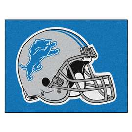 NFL - Detroit Lions All-Star Mat Rectangular Mats