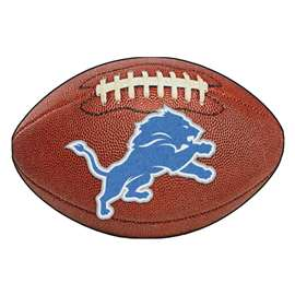 NFL - Detroit Lions Football Mat Ball Mats