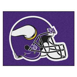 NFL - Minnesota Vikings All-Star Mat Rectangular Mats