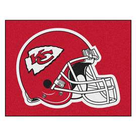 NFL - Kansas City Chiefs All-Star Mat Rectangular Mats